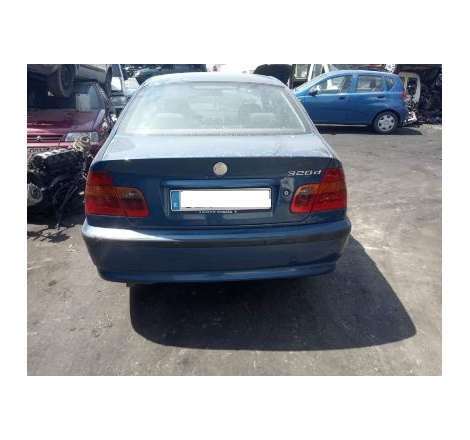 BMW 320 DIESEL BLANCO 2002...